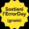 sostieni l'Error Day