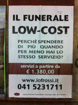 Funerale low-cost