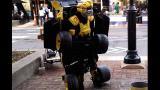 Human Transformer - NOLATron